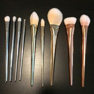 Real Techniques Makeup - Real techniques bold metals brush collection